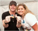"Amanda G. - Carlisle, PA - ""Known for my Jerrod Niemann ""scream"", I was lucky enough to see this amazing performer over 23 times in 2011. He's a sweetheart, and it makes my spending even a little better to have him on my credit card!"""