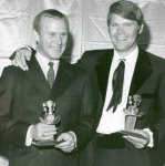 Tom Smothers and Glen Campbell, 1969