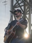 "Jessica C. - Nova Scotia, Canada - ""The rowdy Eric Church rocking out at Cavendish Beach Music Festival in PEI before Toby Keith takes the stage."""