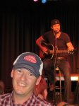 "Jonathon T. - Alberta, Canada -  ""Luke Bryan acoustic set for country 105 listeners! Deerfoot Inn and casino Calgary ab Canada."""