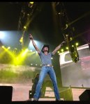"Jessica B. - Buffalo, NY - ""Tim McGraw Two Lanes of Freedom Tour - Darien Lake 5/26/13."""