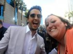 "Shandra M. - Austin, TX - ""This was taken April, 2013, at the Red Carpet at the MGM Grand, right before the ACM Awards. Luke Bryan had popped out of his limo for one quick picture and I was the lucky one! We had been outside since 10pm the night before."""
