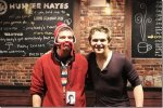 "Steve V. - Roseville, MI - ""Meeting Hunter Hayes on the Blown Away Tour at The Palace of Auburn Hills"""