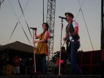 "Tori V. - Oshkosh, WI - ""Thompson Square rocking the stage this summer at Country USA."""