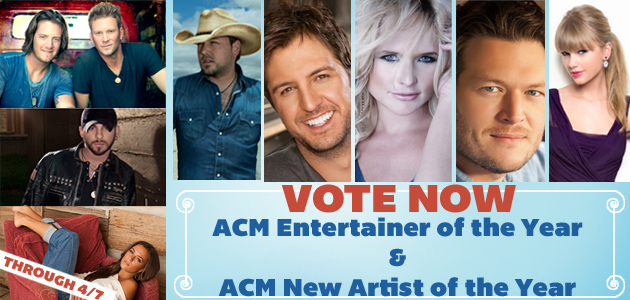 Academy of Country Music :: #ACM Social Splash
