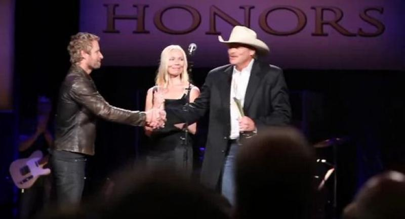 ACM Honors 2012 - Alan Jackson