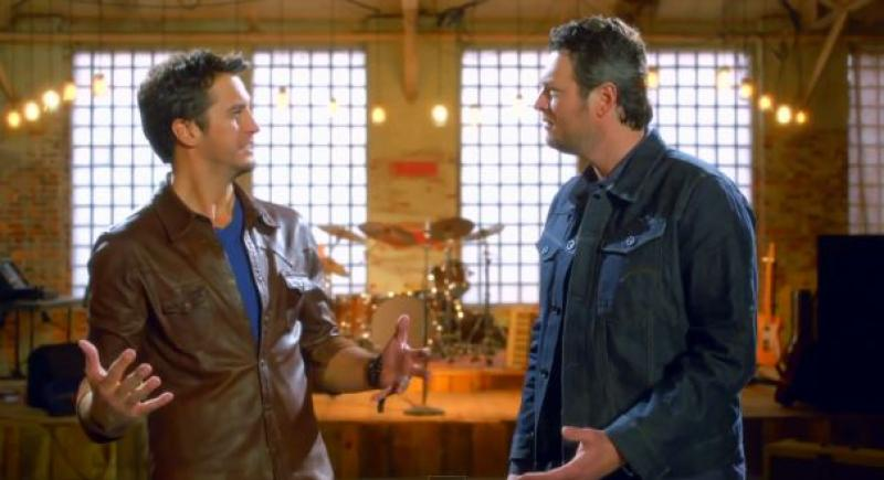 2014 ACM Awards - BLUKE is Back April 6 on CBS!