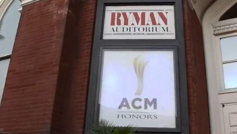 ACM Honors 2012 - Red Carpet