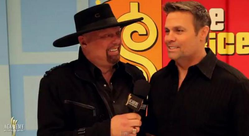 Behind the Scenes at The Price is Right with Montgomery Gentry