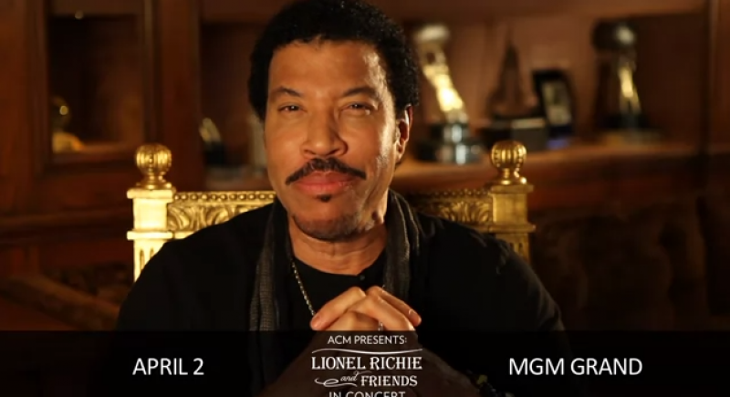 ACM PRESENTS: Lionel Richie and Friends - In Concert