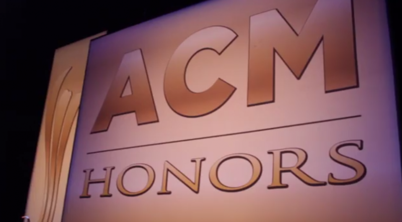2013 ACM Honors At A Glance
