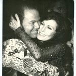 Roy Clark and Loretta Lynn, 1972