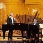 George Jones and Ray Charles, 1984