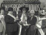 Buck Owens and Lorrie Morgan at Universal Studios, 1990