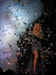 "Amy H. - Buffalo, NY - ""Carrie Underwood concert in Pittsburgh,PA on her Blown Away tour! I couldn't believe I had just met her that night and that I was seeing her live. Already planned another show for this tour, because one isn't enough!"""