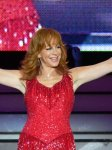 "Bernie R. - Peoria, IL - ""I love watching Reba perform ""Fancy"" and this photo shows how much Reba loves performing it for her fans!"""