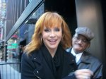 "Jillian - NY - ""Reba is a total sweetheart and the reigning Queen of Country. It was a dream come true to meet this living legend even for a second, and she even gave me her autograph. Love her!"""