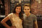 "Maddie C. - Columbus, OH - ""I've seen Hunter twice,but this was the first time I got to meet him, at the Cleveland House of Blues. I get to meet him again on May 11th for my birthday. Love you Hunter!"""