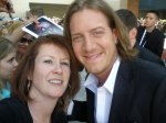 "Suzanne M. - Long Island, NY - ""With Tyler Hubbard of Florida Georgia Line right before they won New Artist of the Year at the award show."""