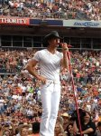 "Tracy Z. - Denver, CO - ""The Mile High City loves Tim McGraw. Best concert ever!"""